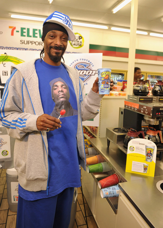 Snoop Dogg Charity Coffee Cup With a Cause