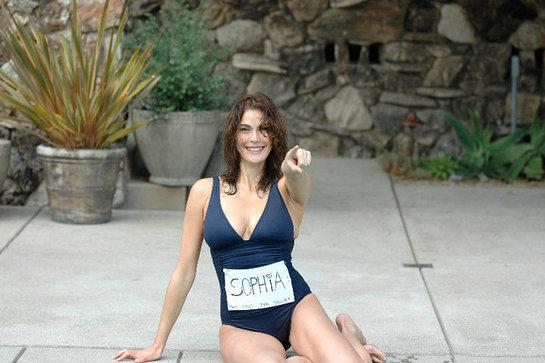 Teri Hatcher Trains For Malibu Triathlon