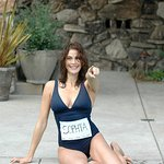 Teri Hatcher Completes Second Triathlon For Charity