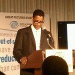 LTTS Exclusive: Denzel Washington Talks Charity At National Press Club