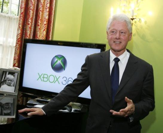 Bill Clinton - The Harvest Screening
