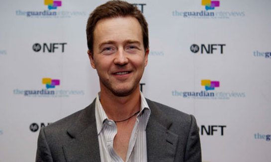 Edward Norton Talks Biodiversity