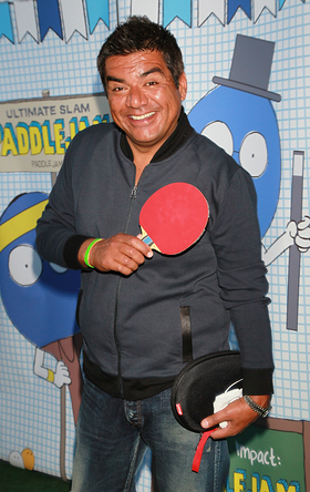 George Lopez at PaddleJam