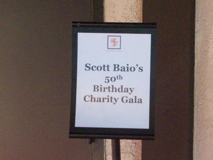 Scott Baio Birthday Bash