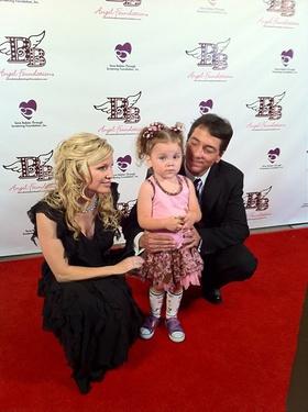 Scott Baio and Family