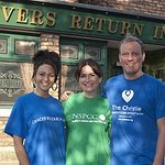 Coronation Street Stars Busy With Charity Appeals