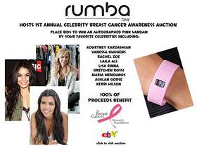 RumbaTime Celebrity Charity Auction