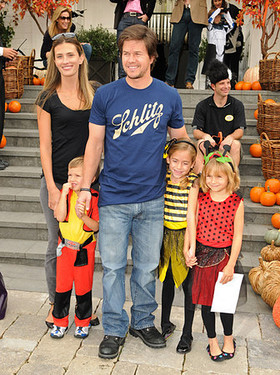 Mark Wahlberg at Pottery Barn Operation Smile Benefit