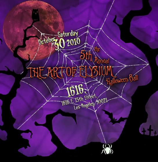 Art Of Elysium Halloween Ball