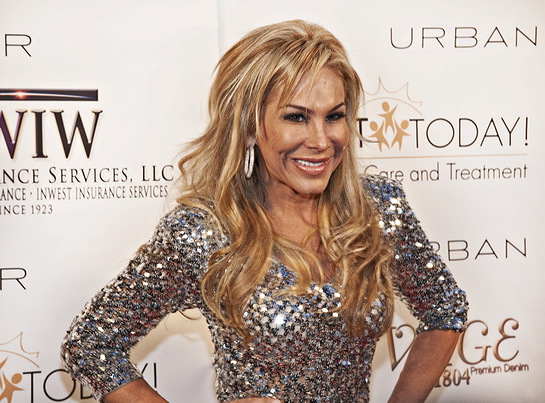Adrienne Maloof-Nassif at ACT Today! event