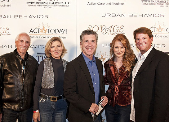 Tom Bergeron at ACT Today! event