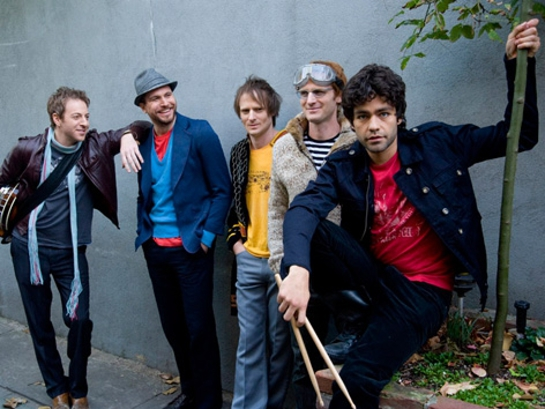 The Honey Brothers and Adrian Grenier