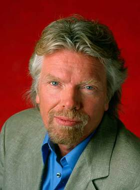 Richard Branson to speak at Living Peace event