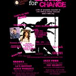 Dance For Change With Rachele Brooke Smith