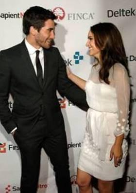 Natalie Portman and Jake Gyllenhaal