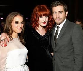 Natalie Portman, Jake Gyllenhaal and Florence Welch