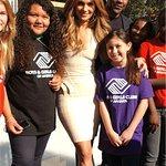 Jennifer Lopez Named As Charity Spokesperson