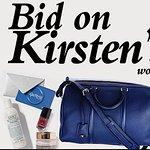 Kirsten Dunst Donates Bag To Charity Auction