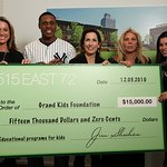 Curtis Granderson Charity Campaign A Big Hit