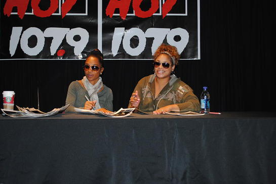 TLC at Lisa Lopes Foundaton Event