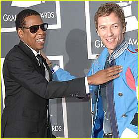 Jay-Z and Coldplay