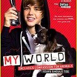 Justin Bieber And Duff McKagan Pose For PETA