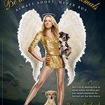 Chuck's Yvonne Strahovski Poses For PETA
