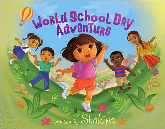 Shakira World School Day Adventure