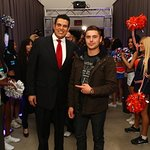 Zac Efron And Snoop Dogg Attend Charity Video Game Challenge