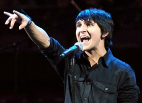 Mitchel Musso Honors Charitable Kids