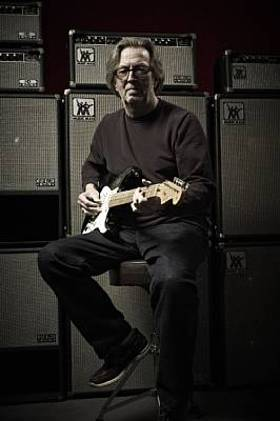 Eric Clapton To Sell Guitars For Charity
