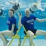 British Celebrities Back Charity Swimathon