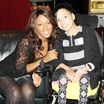 Alexandra Burke Meets Young Fan For Make-A-Wish