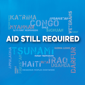 Aid Still Required CD