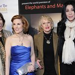Cher Attends Kat Kramer's Films That Change The World‏