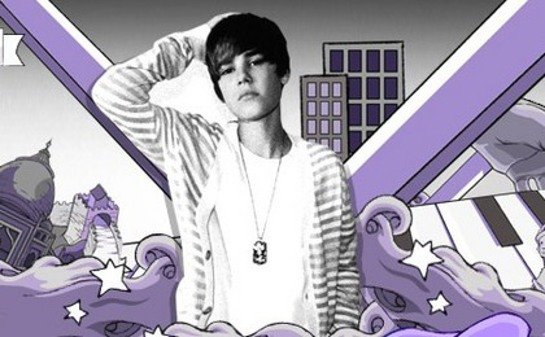 Justin Bieber support Give Back Hollywood and CMNH