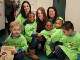 Julianne Moore Launches We Love Our School