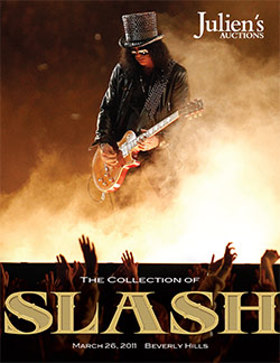 Slash Charity Auction