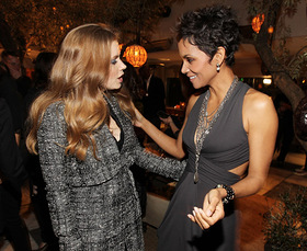 Amy Adams and Halle Berry