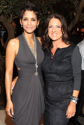 Halle Berry Hosts WIF event