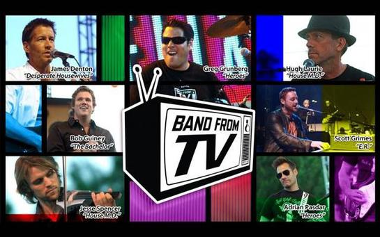 Band From TV members
