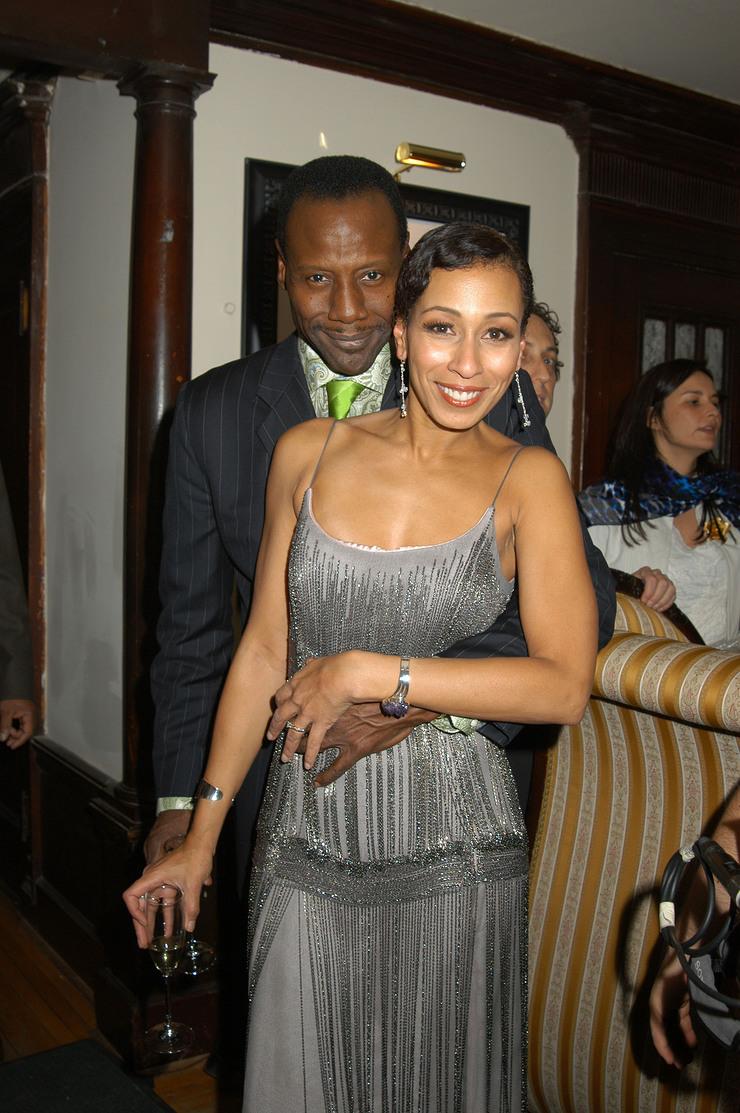 Law & Order SVU star Tamara Tunie & husband Jazz vocalist Gregory Generet