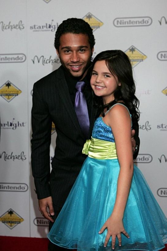 Bailee and Corbin at Stellar Night 2011