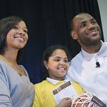 Boys & Girls Club Bedroom Makeover Wins Big With LeBron James