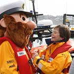 Celia Imrie Launches Lifeboat Appeal