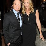 Michael J. Fox Hosts Celebrity Charity Event At Ralph Lauren Store