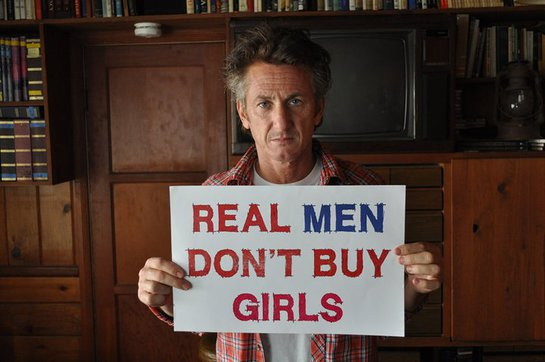 Sean Penn Real Men