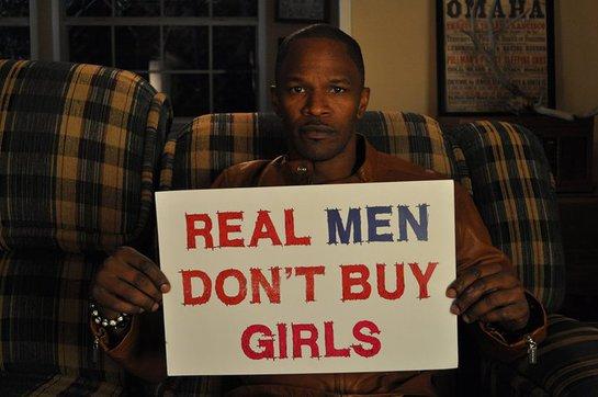 Jamie Foxx Real Men