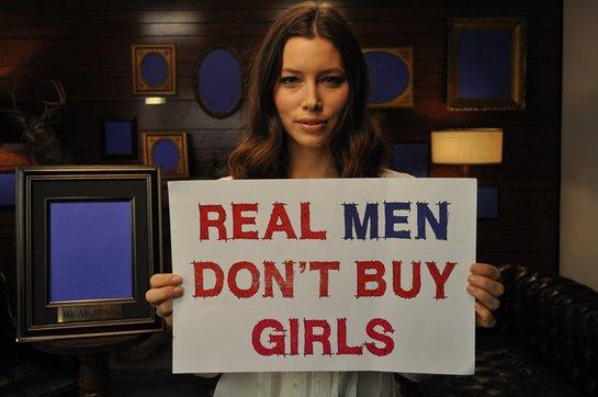 Jessica Biel Real Men