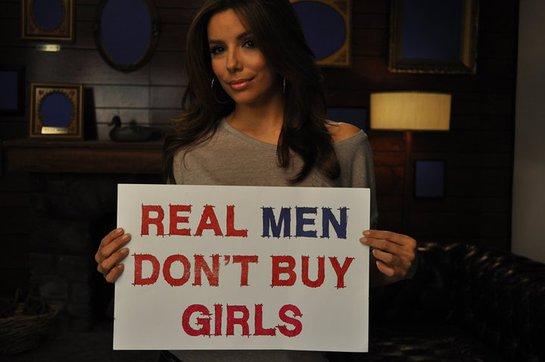 Eva Longoria Real Men